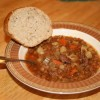 Thoughtless Thursdays: Sausage and Lentil Minestrone