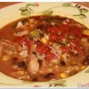 Thoughtless Thursday: Baja Chicken Enchilada Soup