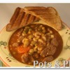 Thoughtless Thursday: Steak and Vegetable Soup