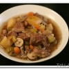Thoughtless Thursday: Burgundy Beef Stew