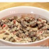 Beef and Mushroom Cream Cheese Dip