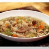 Thoughtless Thursday: Italian Chicken and Rice Soup