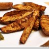 Blackened Potato Wedges