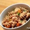 Pepper, Bean and Pasta Salad