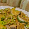 Chinese Stay-In: Soba Noodles with Stir Fried Veggies