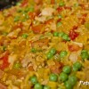Chicken and Sausage Paella