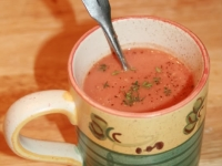 Crock Pot Tomato Soup