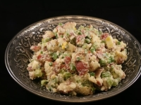 Sour Cream and Dill Potato Salad