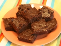 Trick Your Picky Eater: Zucchini Brownies