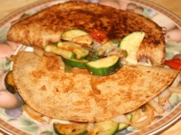 Vegetable Quesedillas