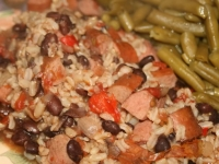 Thoughtless Thursdays: Black Beans And Rice