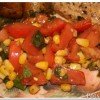 Tomato Corn Salad