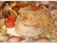 Thoughtless Thursday: Apple Dijon Pork Roast