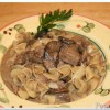 Thoughtless Thursday: Beef Stroganoff