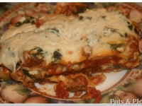 Thoughtless Thursday: Lasagna Now and Later