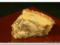Spinach and Asiago Sausage Quiche