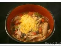 Thoughtless Thursdays: Smoky Chicken Chili