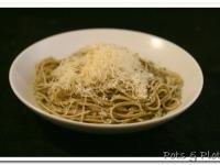 Thoughtless Thursday: Homemade Pesto
