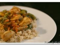 Retake Homemade: Thai Chicken Stir Fry