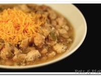 Thoughtless Thursday: White Chicken Chili II