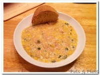 Chicken Corn Chowder 2