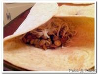 Lentil and Mushroom Tacos