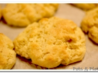 Gluten Free Friday: Biscuit Buns