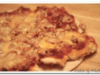 Gluten Free Friday: Pizza Crust