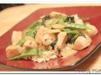 Honey Soy Stir Fry