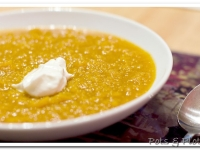 Mexican Butternut Squash Soup