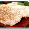 Potato Crusted Tilapia