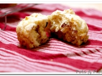 Gluten Free Friday: Bacon Cheddar Biscuits