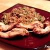 Tamari Chicken Skewers