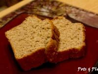 Gluten Free Friday: Banana Bread