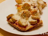 Gluten Free Friday: Focacia Bread Pizza