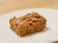 Gluten Free Friday: Blondies