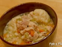 Gluten Free Friday: Chicken and Dumplings