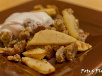 Gluten Free Friday: Apple Brown Betty