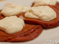 Gluten Free Friday: Red Velvet Pancakes