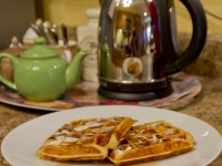 Gluten Free Friday: Buttermilk Waffles