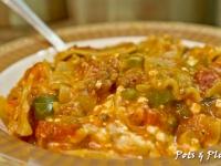 Gluten Free Friday: Skillet Lasagna