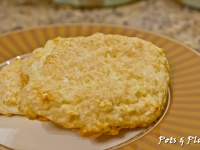 Gluten Free Friday: Corn Based Biscuits