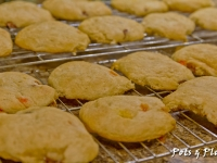 Gluten Free Friday: Reese's Pieces Cookies