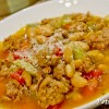 Mix It Up Monday: Sausage, Pepper, and Cannellini Bean Stew