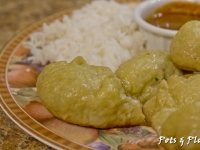 Mix It Up Monday: Gluten Free Potstickers and Baked Pork Rice Paper Rolls