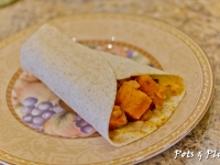 Mix It Up Monday: Black Bean and Sweet Potato Burritos