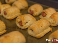 Gluten Free Friday: Kolaches (or Pigs in a Blanket)