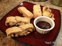 Gluten Free Friday: Barbeque Chicken Stromboli