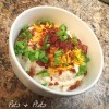 Dairy Free Loaded Grits