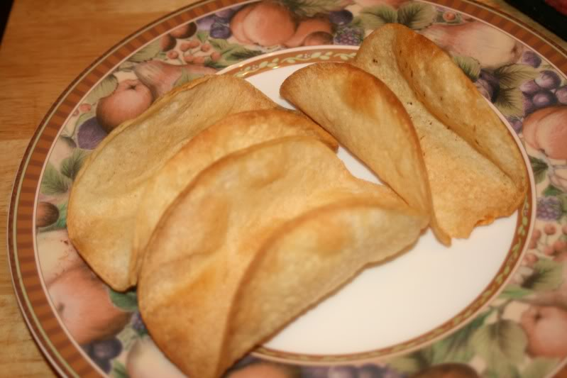 how to make taco shells at home without oven
